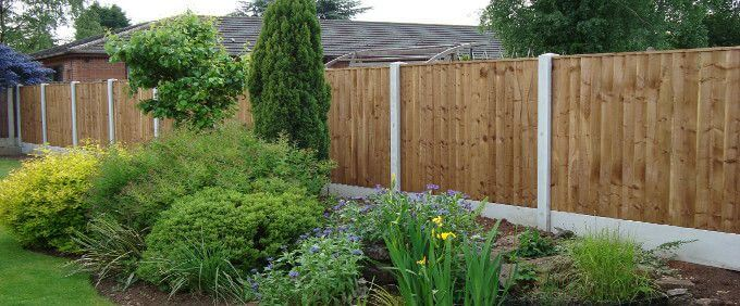fencing Swindon