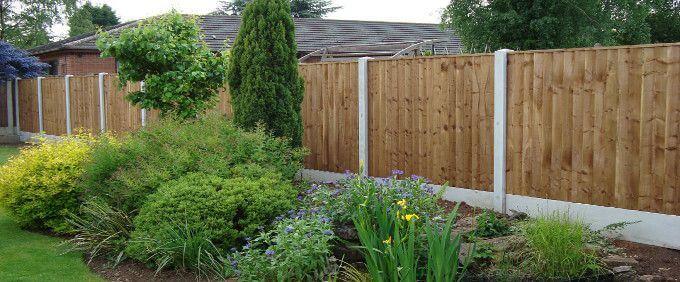 fencing Swindon