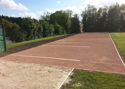 Sports surface suppliers Wiltshire