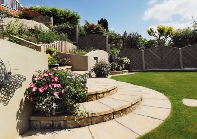 Country Gold paving Swindon