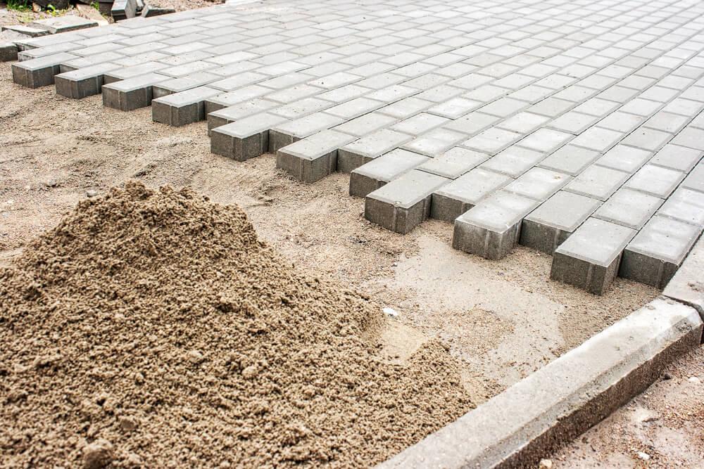 Block Paving Swindon  Sansums Sand Gravel Garden Supplies