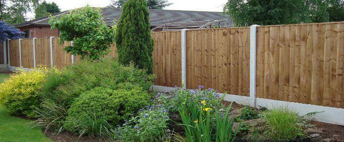 fencing Tetbury