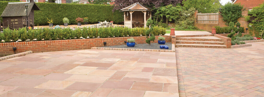 paving and patio slabs Tetbury