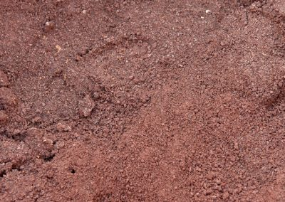 Red Pave Sand Reading