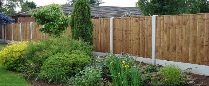 Fence Panels Chippenham