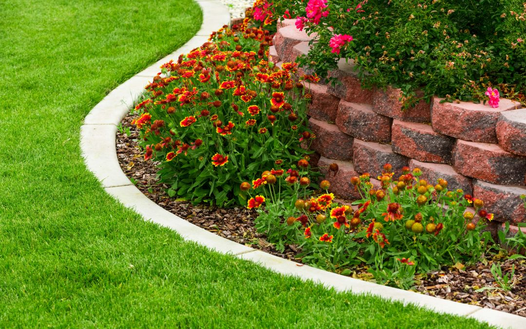Sansums Guide To Garden Edging Swindon